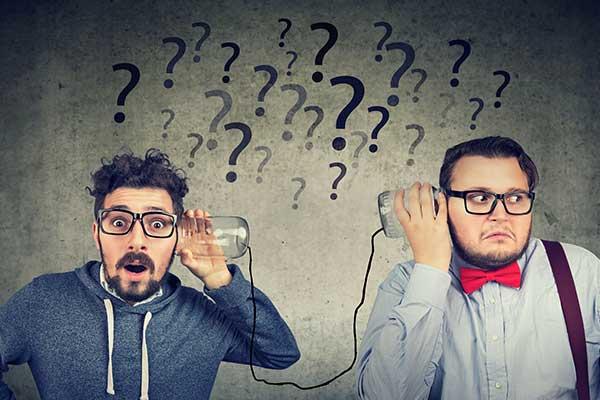 Kommunikation — ganz einfach?