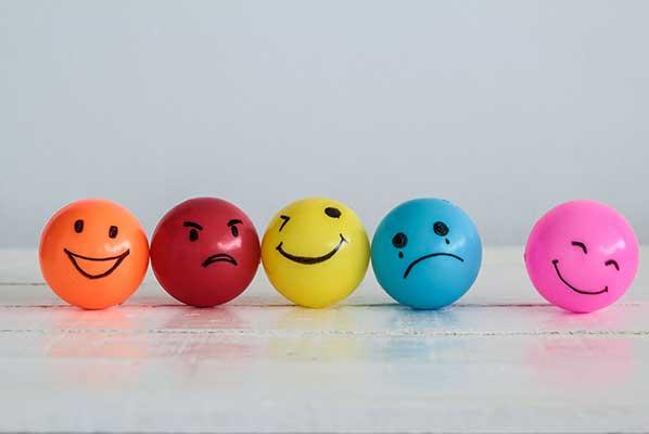 Persönlichkeit — Warum bist Du immer gleich so emotional?